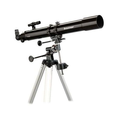 Teleskop powerseeker 80eq darmowy transport marki Celestron