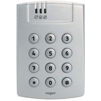 Pr611-vp zewnętrzny wandaloodporny kontroler dostępu z wbudowanym czytnikiem em 125 khz marki Roger