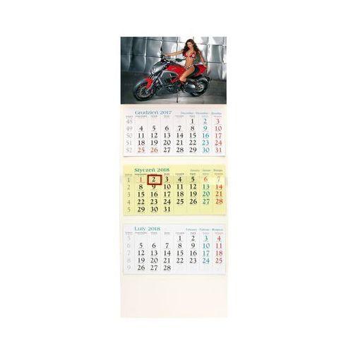 Lucrum Kalendarz trójdzielny motor kt20