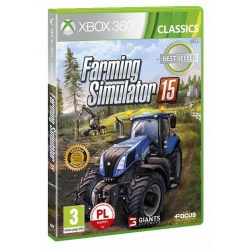 Cd projekt farming simulator 2015 xbox classic