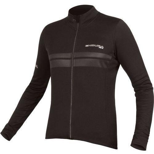 Endura pro sl koszulka kolarska, długi rękaw mężczyźni czarny xxl 2018 koszulki kolarskie (5055939924113)