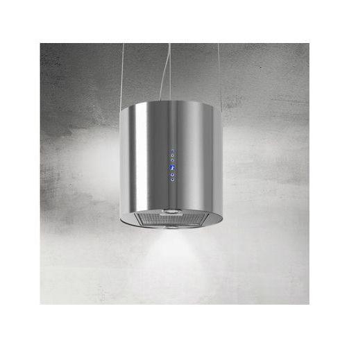 Afrelli Okap wyspowy na lince punto inox 40 cm, 635 m3/h (5907670759243)