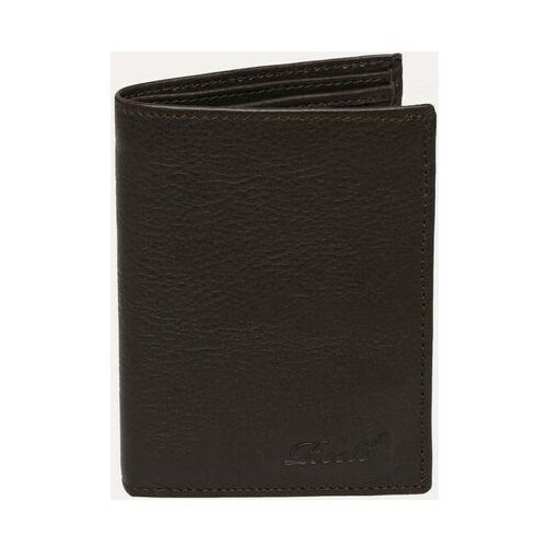 portfel REELL - Trifold Leather Brown Brown (Brown ) rozmiar: OS
