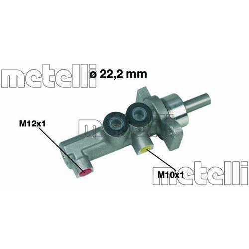 Pompa hamulcowa METELLI 05-0381 (8032747093481)