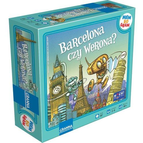 gra barcelona czy werona? marki Granna