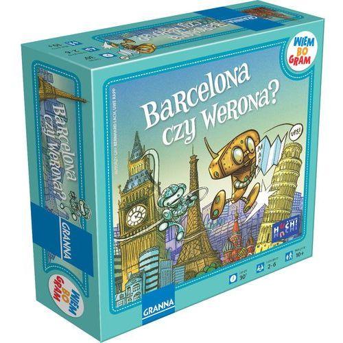 GRANNA Gra Barcelona czy Werona?, 395949