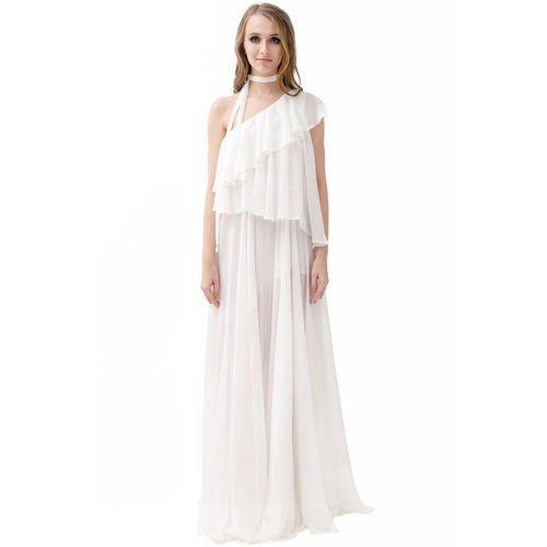 13929398db Suknie i sukienki Rodzaj  asymetryczna