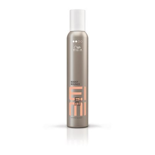 Wella Professionals Eimi Boost Bounce pianka do włosów utrwalająca do włosów kręconych Hold Level 2 (Formulated to Help Protect Your Hair Against Dehy