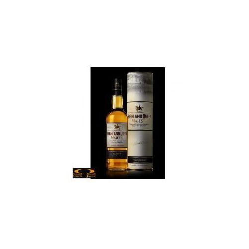 Whisky highland queen majesty classic 0,7l w tubie marki Edrington group ltd.