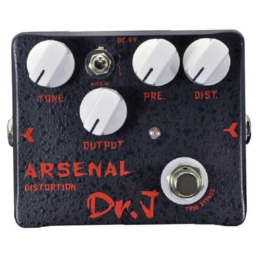 Joyo Dr.j d51 arsenal distortion - efekt gitarowy