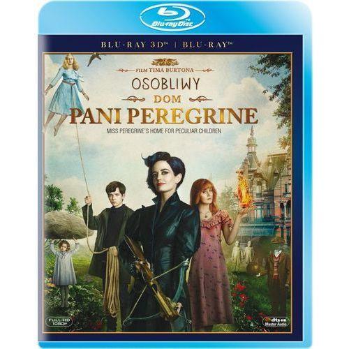 Osobliwy Dom Pani Peregrine (Blu-ray) - Tim Burton
