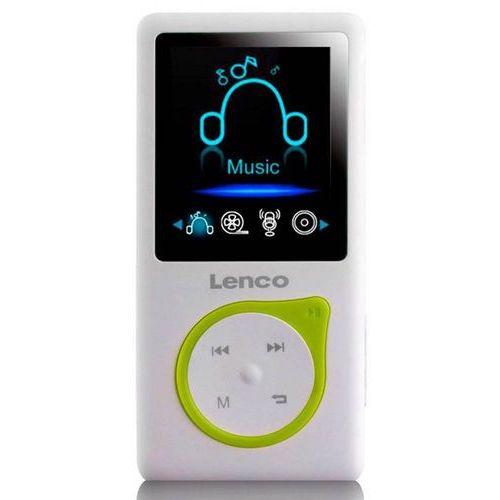 Odtwarzacz MP3/MP4 LENCO Xemio 668 Zielony + DARMOWY TRANSPORT!