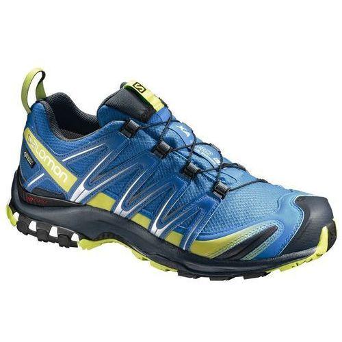 Buty do biegania męskie Salomon XA PRO 3D GTX Gore-Tex (393321), kolor niebieski