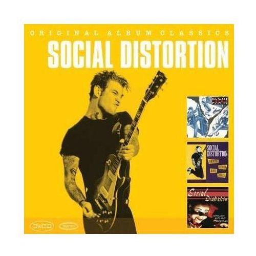 Social distortion - original album classics marki Sony music entertainment