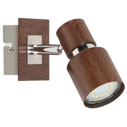 Kinkiet lampa ścienna spot Rabalux Merkur 1x50W GU10 wenge 6005, 6005