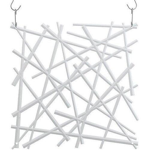 Panel dekoracyjny stixx biały, 1104525