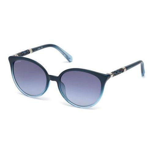 Okulary Słoneczne Swarovski SK0149-H 90W