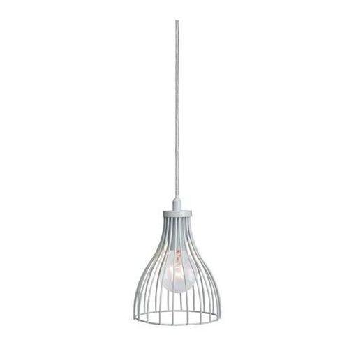 lampa wisząca BARI biała OUTLET!, MARKSLOJD 105238
