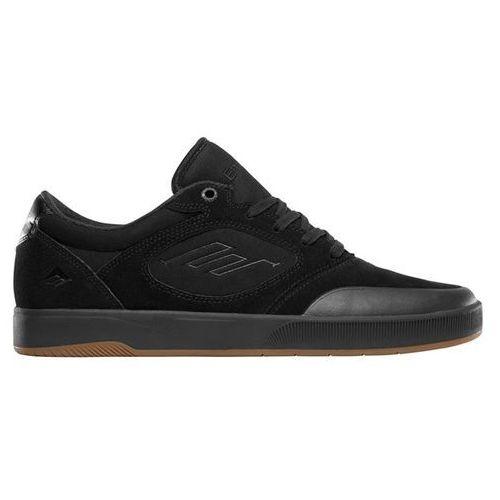 Buty - dissent black/black (003) rozmiar: 45, Emerica