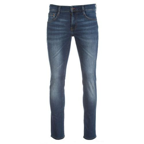 męskie jeansy oregon tapered 34/34 niebieskie, Mustang