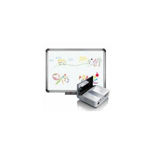 Tablica interaktywna TruBoard R5-800E+ projektor ultra short BenQ MX842 UST z uchwytem
