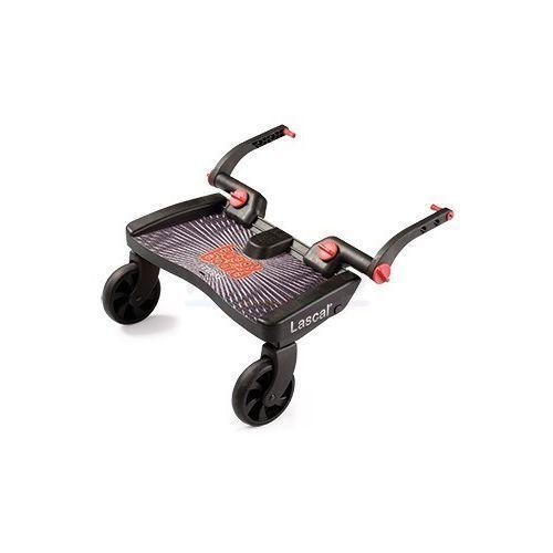 Lascal  buggyboard maxi czarny - czarny