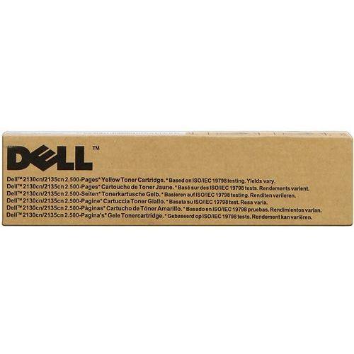 Dell toner yellow fm066, t108c, 593-10314, 593-10322