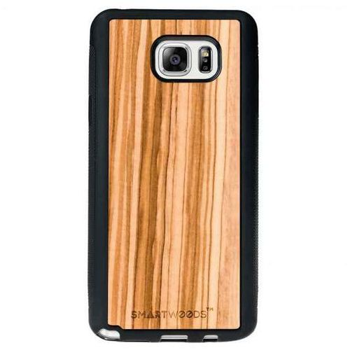 Smart woods Etui smartwoods – oliwka galaxy note 5