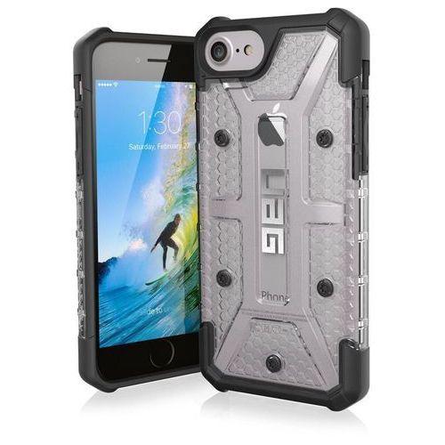 Obudowa apple iphone 7 czarny-przezroczysty - przezroczysty / czarny marki Urban armor gear