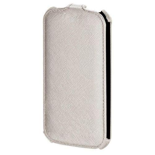Pokrowiec HAMA Futerał Flip Case Samsung Galaxy SIII Biały, kolor biały