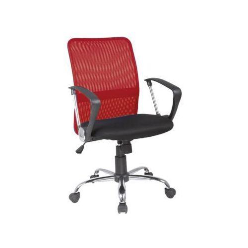 Fotel obrotowy, krzesło biurowe Q-078 red, Q-078 RD