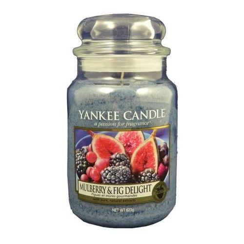 mulber&fig delight 623g duża świeca szybka wysyłka infolinia: 690-80-80-88 marki Yankee candle