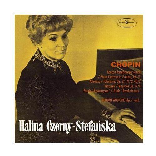 halina czerny, stefańska - CD czerny stefańska h chopin, towar z kategorii: Klasyczna muzyka dawna