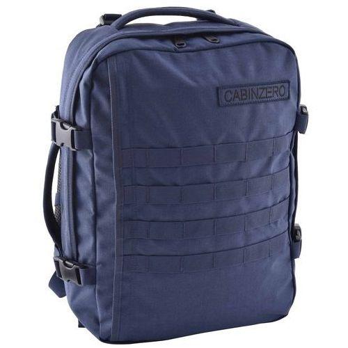 Cabinzero military 28l torba podróżna podręczna / kabinowa / plecak / granatowy - navy