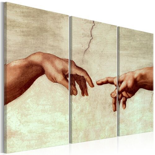 Obraz - dotyk boga marki Artgeist