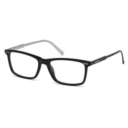 Mont blanc Okulary korekcyjne  mb0615 001