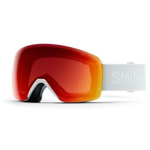 Gogle snowboardowe - skyline white vapor 19 (994g) rozmiar: os marki Smith