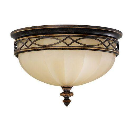 Drawing room – lampa sufitowa ze szkłem scavo marki Elstead