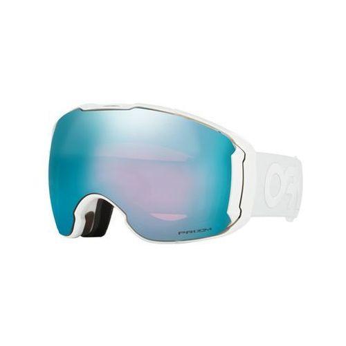 gogle snowboardowe OAKLEY - Airbrake Xl Polwht W/Przmsaphr&Przmhipnk (10) rozmiar: OS