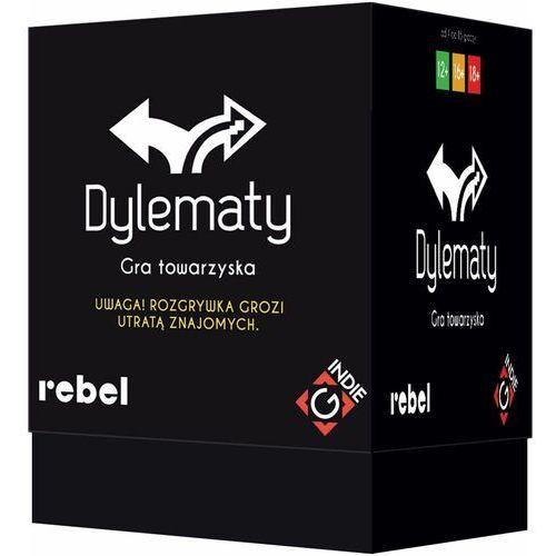 Rebel Gra dylematy (druga edycja) - darmowa dostawa od 199 zł!!! (5902650610910)