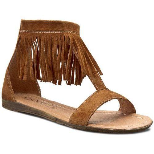 Sandały LASOCKI - B305 Camel, kolor brązowy
