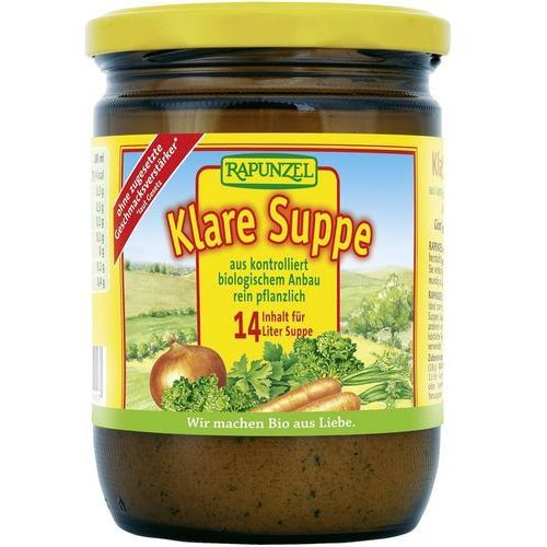 Rapunzel (kremy orzechowe, kostki, ketchupy, inne Bulion warzywny w proszku bio 250 g - rapunzel