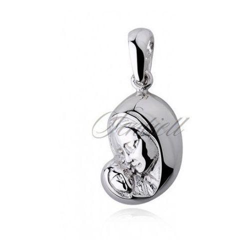 Silver (925) pendant saint mary with jesus - km0001 marki Sentiell