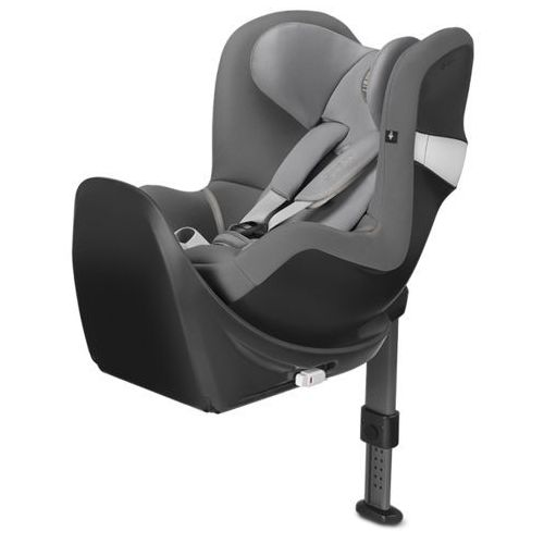 Cybex fotelik 0-18kg sirona m2 i-size + base m manhattan grey