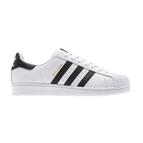 Buty originals superstar c77124 - perłowy ||wielokolorowy marki Adidas