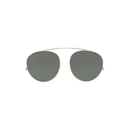 Persol Okulary słoneczne po7092c clip on only polarized 513/9a
