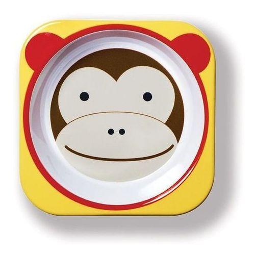 miska zoo małpa   szeroki wybór talerzyków i miseczek   szybka marki Skip hop