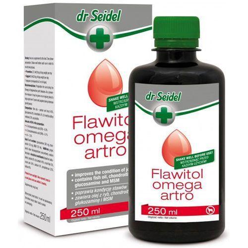 Flawitol olej wzmacniający omega artro poj. 250ml [data ważności: 20.11.2018] marki Dr seidel