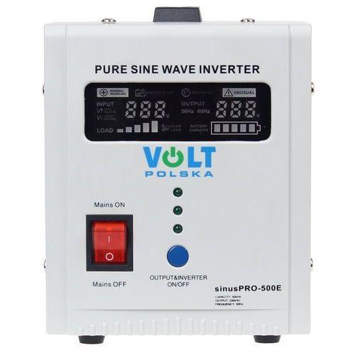 VOLT Przetwornica SINUS PRO E 500VA 12V UPS (5903111886349)