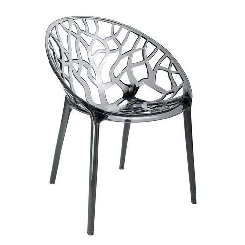 Krzesło koral - poliwęglan - dymione marki King home